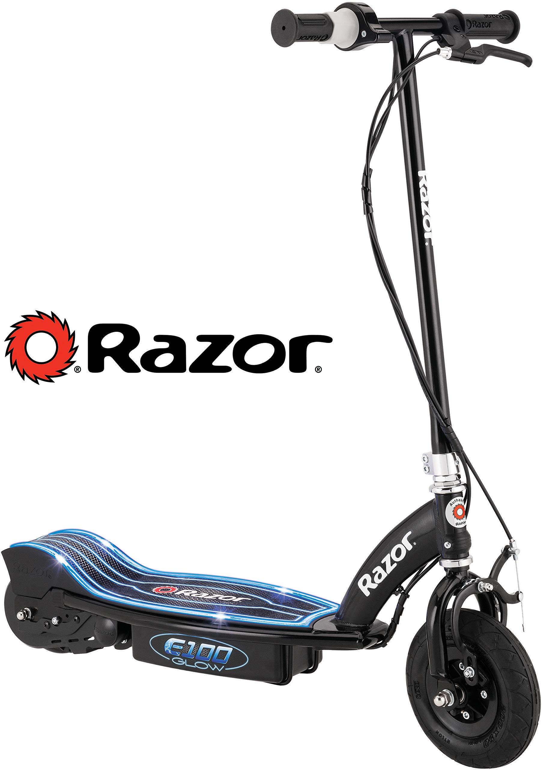 Razor E100 Glow Electric Scooter by Razor