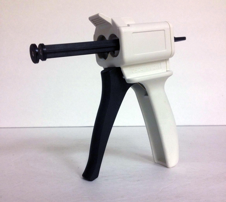 Exacta Dental 7525 Mix Pac Dispensing Gun For Core Material 25ml