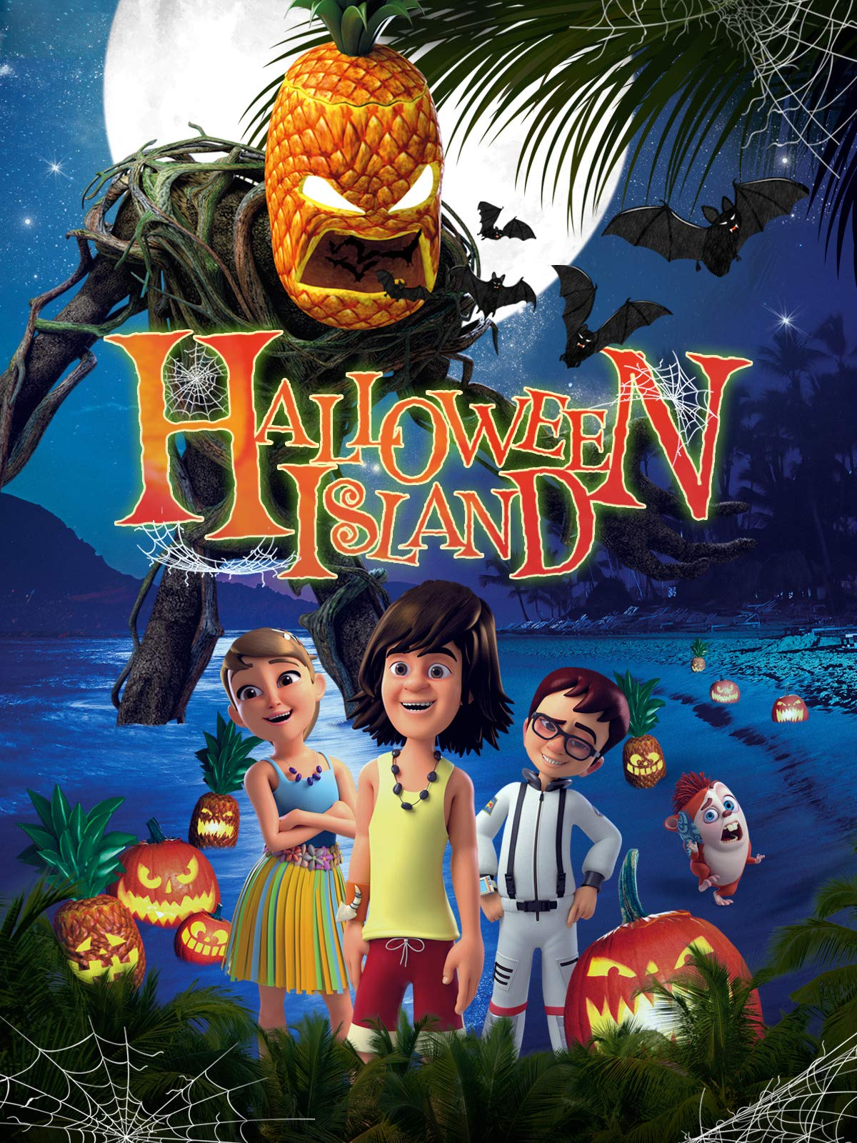 Halloween Island on Amazon Prime Video UK