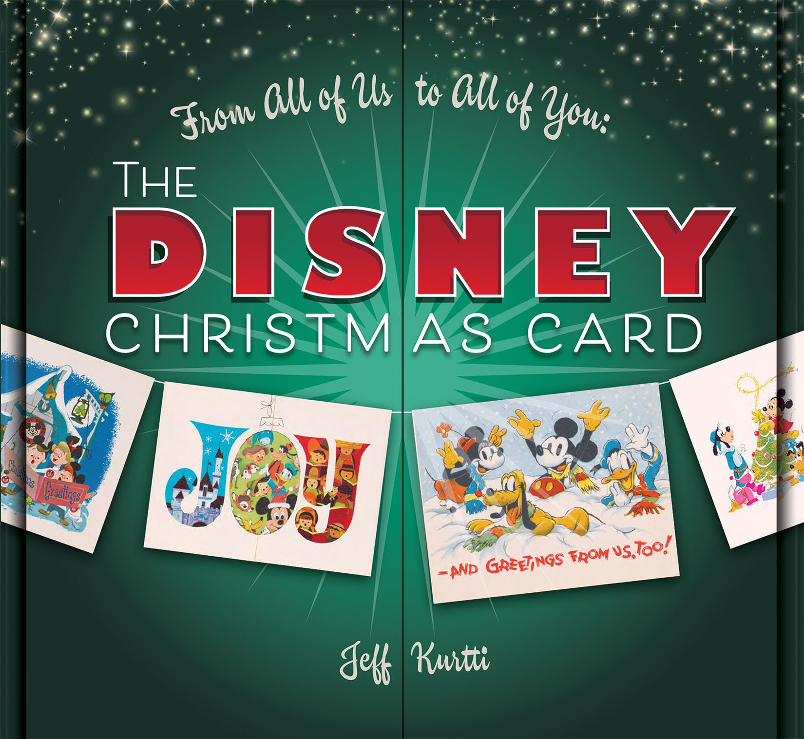 From All of Us to All of You The Disney Christmas Card (Disney ...