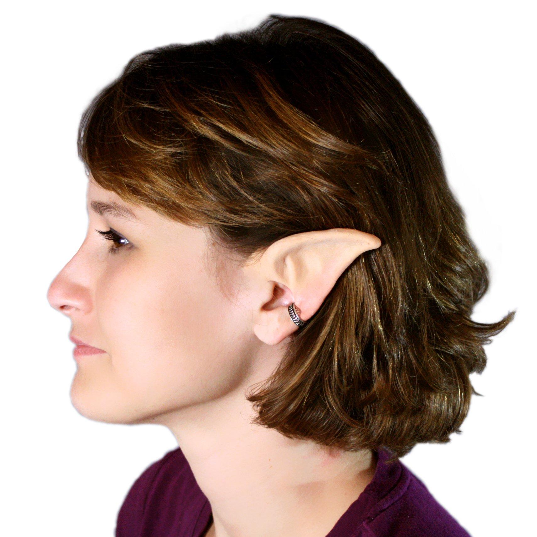 Aradani Costumes Moon Elf Ears - Ear Tips