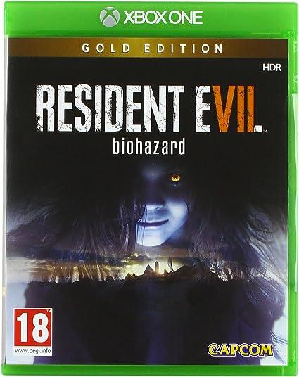Resident Evil 7: Biohazard - Gold Edition - Xbox One [Importación ...