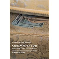 Credit Where It's Due: Rethinking Financial Citizenship