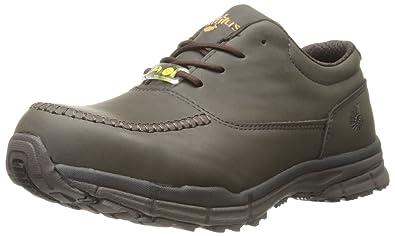 Nautilus Safety Footwear Men's 1645 Safety Toe Work Shoe,Brown,7 ...