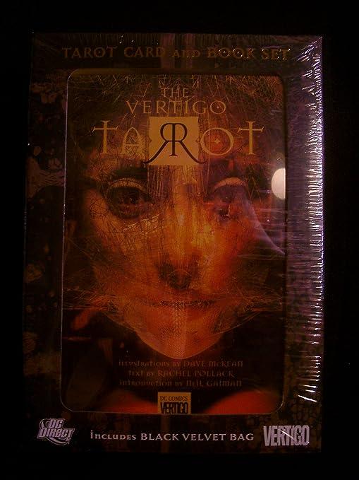 Amazon com: DC Comics Vertigo Tarot Deck Set 20th