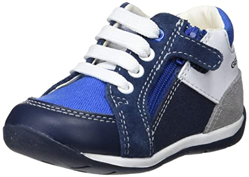 Geox B Each Boy B, Zapatillas para Bebés: Amazon.es: Zapatos y complementos