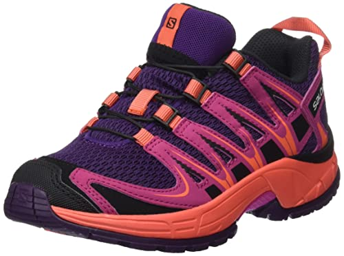Salomon XA Pro 3D J, Zapatillas de Running Unisex niños: Amazon.es: Zapatos y complementos