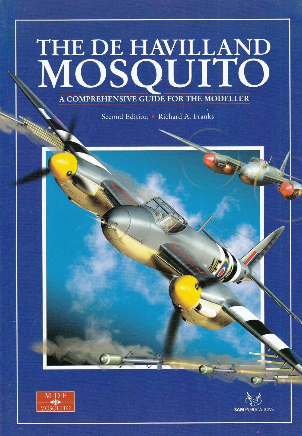 Download The De Haviland Mosquito: Modellers Datafile 20 ebook