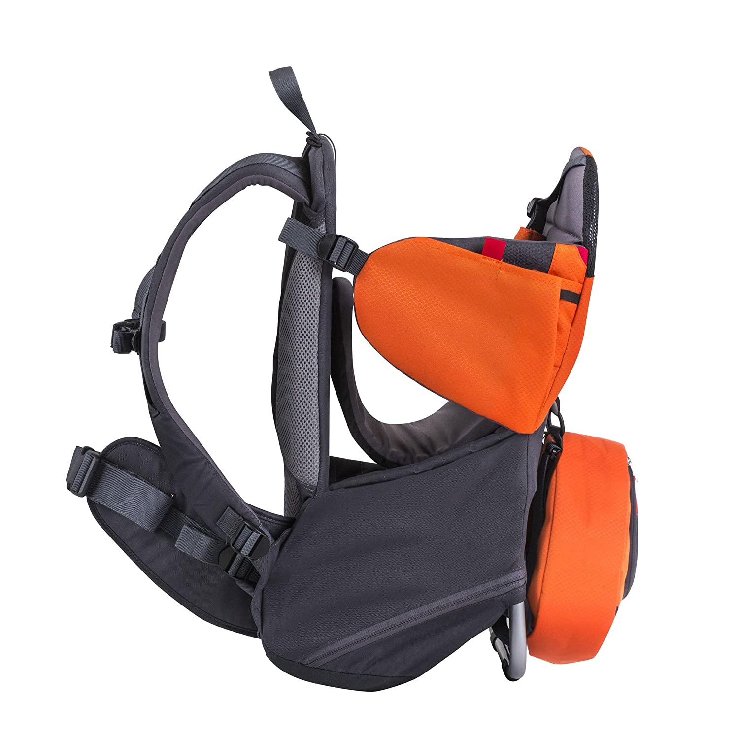 Amazon phil&teds Parade Lightweight Backpack Carrier Orange