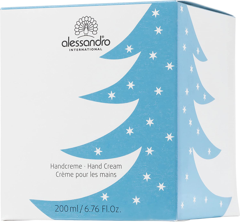 alessandro Xmas Tree Handcream Luxustiegel, 1er Pack (1 x 200 ml) 07-679