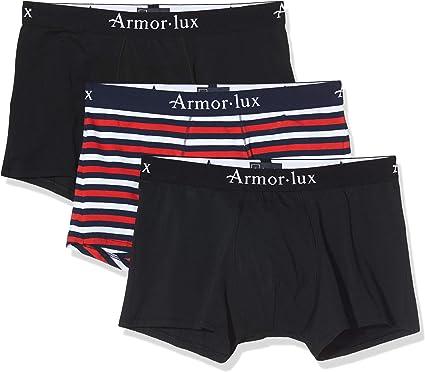 Armor Lux Culotte (Pack de 3) para Hombre: Amazon.es: Ropa y accesorios
