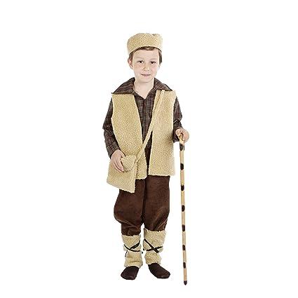 Disfraz de pastor para niño - 5-7 años