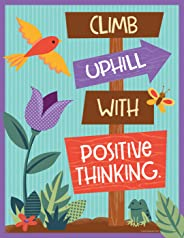 Nature Explorers Climb Uphill with Positive Thinking Printable Chart