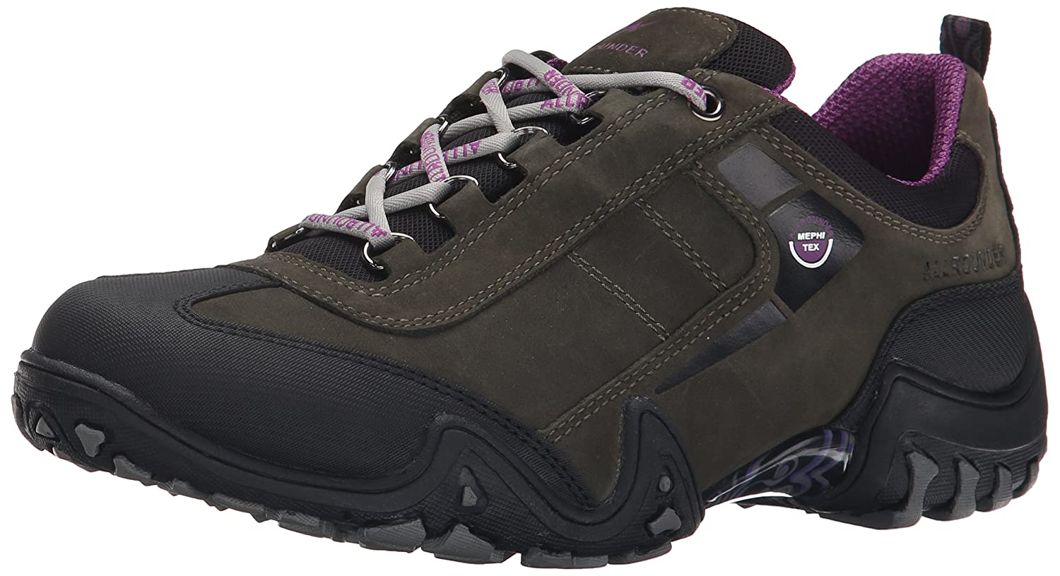 ALLROUNDER by MEPHISTO Women's Fina Tex Sport Shoes
