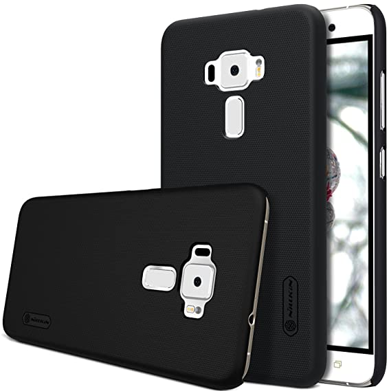 check out 2e2ff 42947 For Asus Zenfone 3 ZE520KL Case,Nillkin [With Screen Protector] Frosted  Shield Hard Case Back Cover for Asus Zenfone 3 ZE520KL 5.2