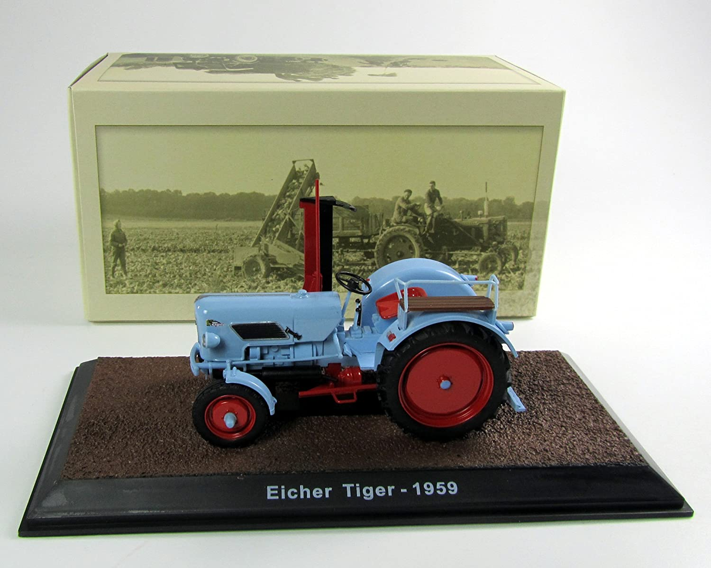Atlas Eicher Tiger 1959 Tractor 1//32