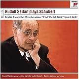 Rudolf Serkin plays Schubert (Coffret 5 CD)