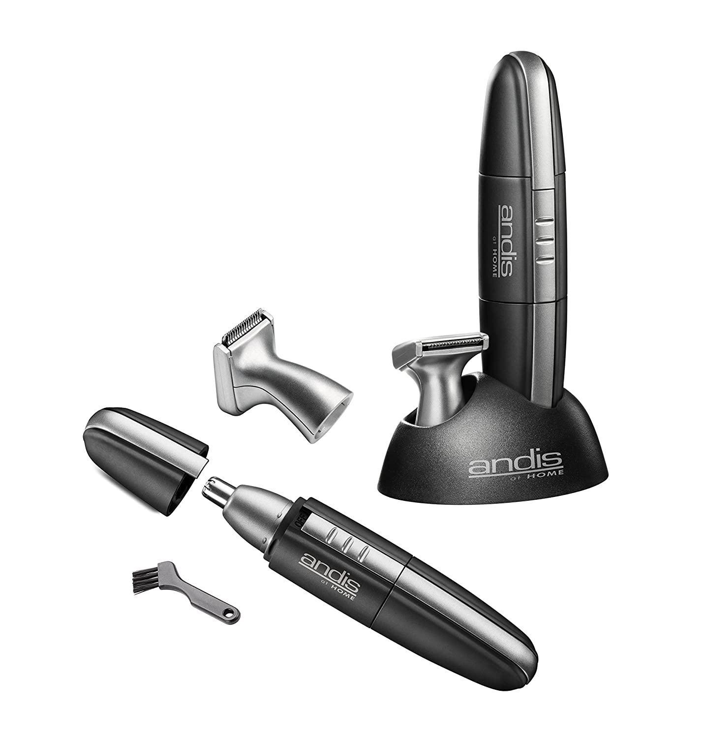 Andis MNT3 EasyTrim Personal Trimmer 5-Piece Kit 13085