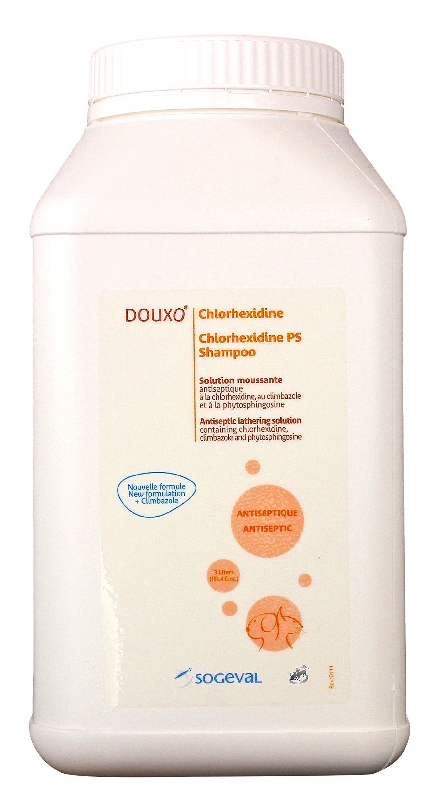 DOUXO Chlorhexidine PS Climbazole Shampoo [Orange Label] [Misc.]