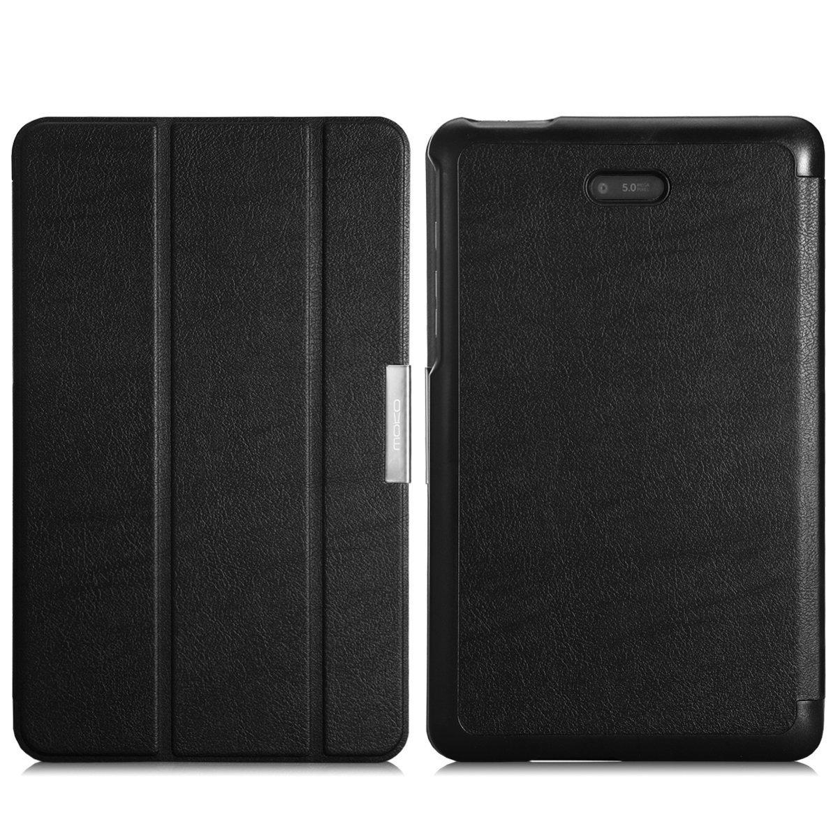 LG G Pad X 8.0 Case,Black Pu Leather Tablet 8 inch Case(V520 V521 V525)