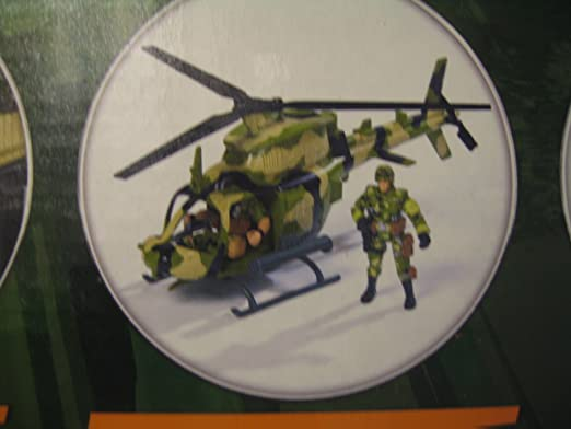 Amazon.com: Mililtary Base militar: Toys & Games