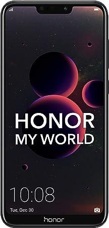 Honor 8C (Black, 4GB RAM, 64GB Storage)