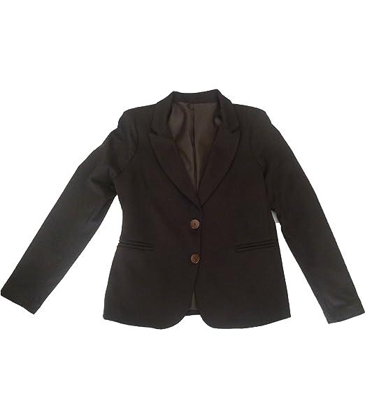 jiro modas - Chaqueta - para Mujer XL: Amazon.es: Ropa y ...