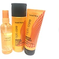 MATRIX By fbb Smooth Straight Kit (Shampoo 200Ml Conditioner 98G And Serum 100Ml)