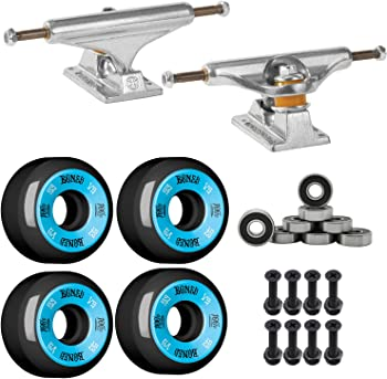 Independent Silver 129mm Skateboard Trucks
