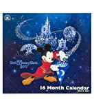 Amazon Price History for:Walt Disney Parks 2016 - 2017 16 Month Photo Calendar NEW