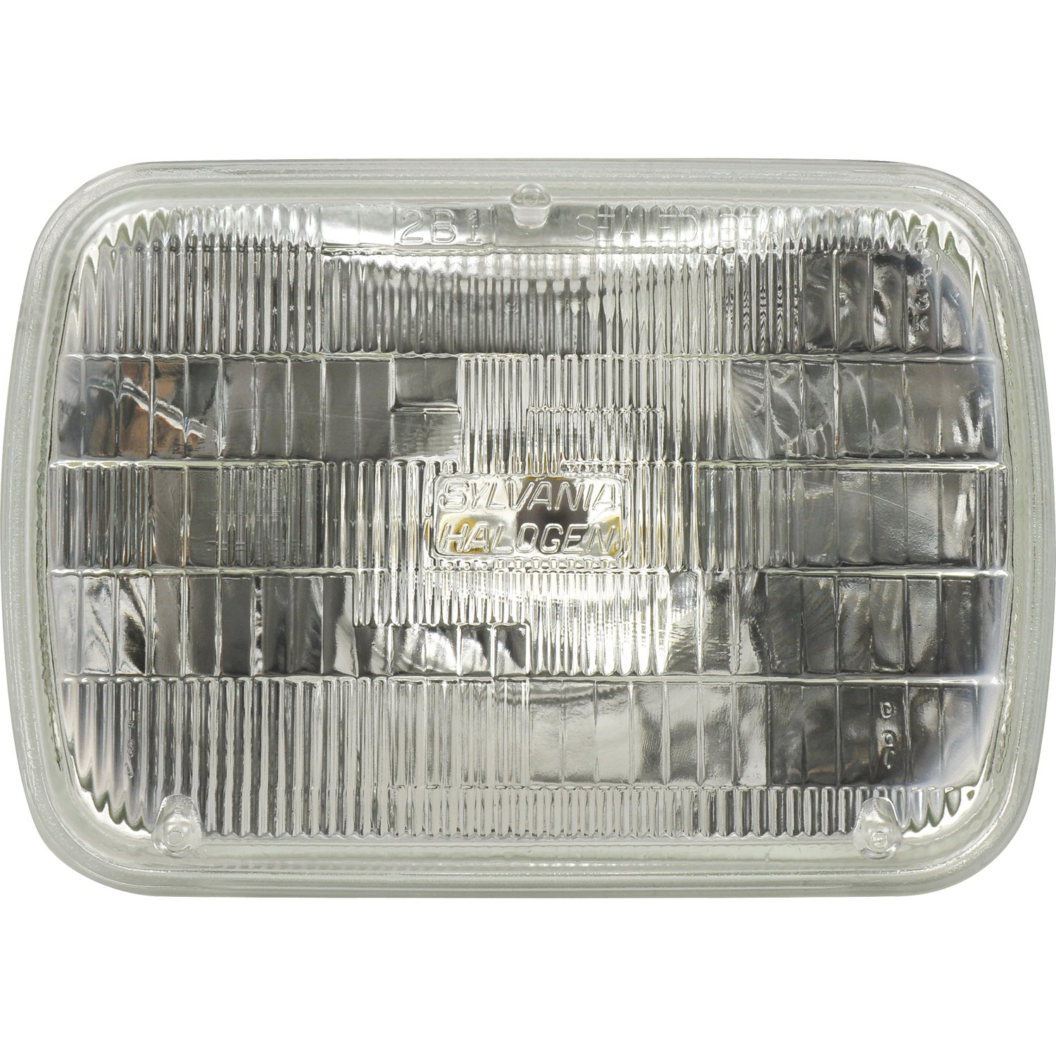 Sylvania H6054 Basic Halogen Sealed Beam Headlight 1963 Volkswagen Wiring 142x200 Contains 1 Bulb Automotive