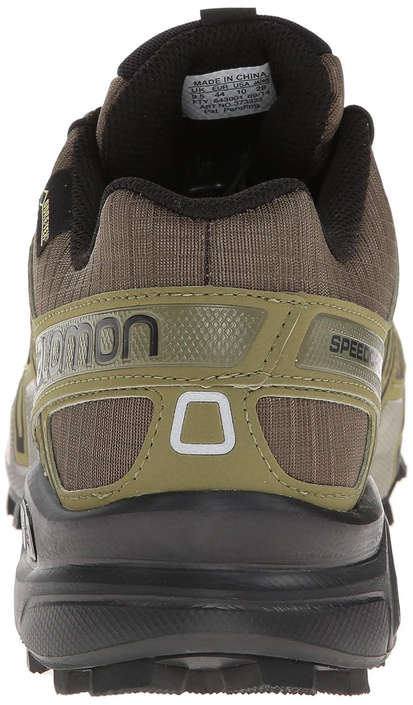 salomon speedcross 3 gtx dark khaki homme uk