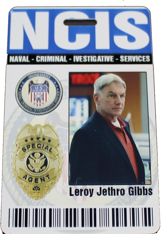 NCIS Gibbs ID Badge
