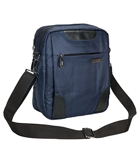 dae26b1f4dab Buy Killer Traviti Casual Travel Sling Bag - Premium quality Shoulder  Messenger Bag for Men - Navy Blue Online at Low Prices in India - Amazon.in