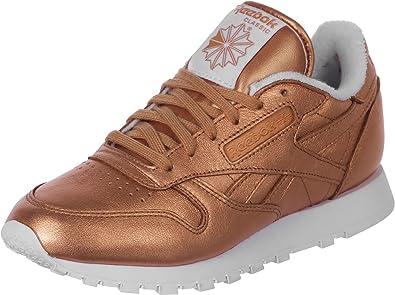 REEBOK Classic Leather Spirit Sneaker 40 bronze