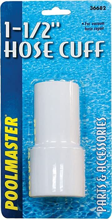 Poolmaster Swimming Pool Vacuum Hose Cuff, 1-1/2-Inch