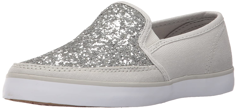 Amazon.com | Hanna Andersson Gerda Girl's Glitter Slip-On (Toddler/Little  Kid/Big Kid) | Loafers