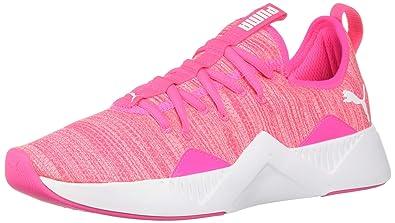 purchase cheap 25315 9292d PUMA Women s Incite Modern WNS Sneaker Knockout Pink White, ...