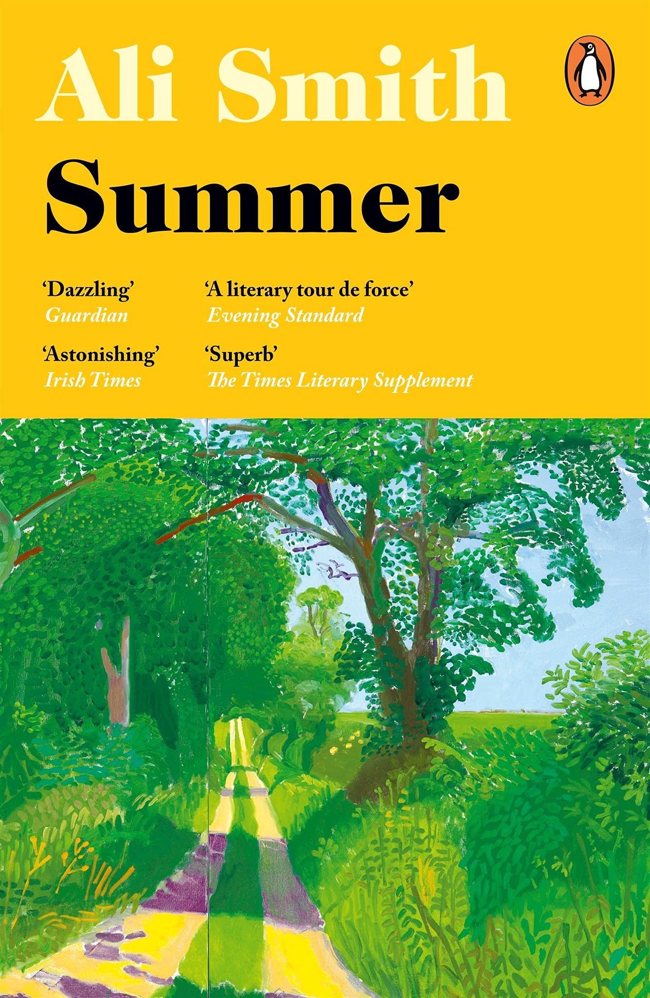 Cover: Ali Smith Summer