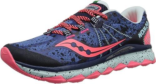 Saucony Nomad TR Womens Zapatillas Para Correr - SS16: Amazon.es ...