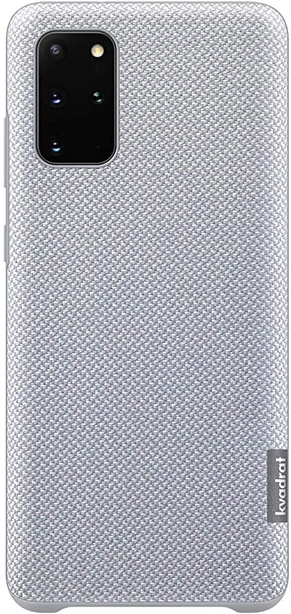 Samsung Kvadrat Ef Xg985 Smartphone Cover For Galaxy S20 S20 5g Mobile Phone Case Danish Design Recycled Material Shockproof Case Grey Elektronik