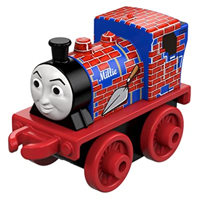 Thomas the Train Minis Single Pack, Construction Millie: Toys & Games