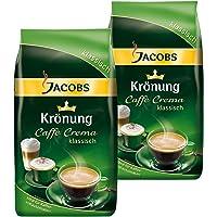 Jacobs Krönung Caffè, Crema Clásica, Granos Enteros, 2