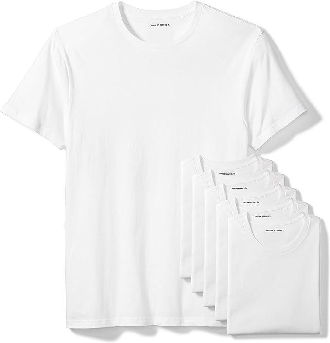 Amazon Essentials Camisa Hombre, Pack de 6: Amazon.es: Ropa y ...