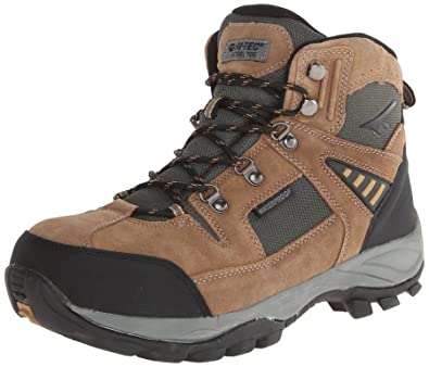 26ec70b7ed8 Hi-Tec Men's Deco Pro Mid ST Work Boot