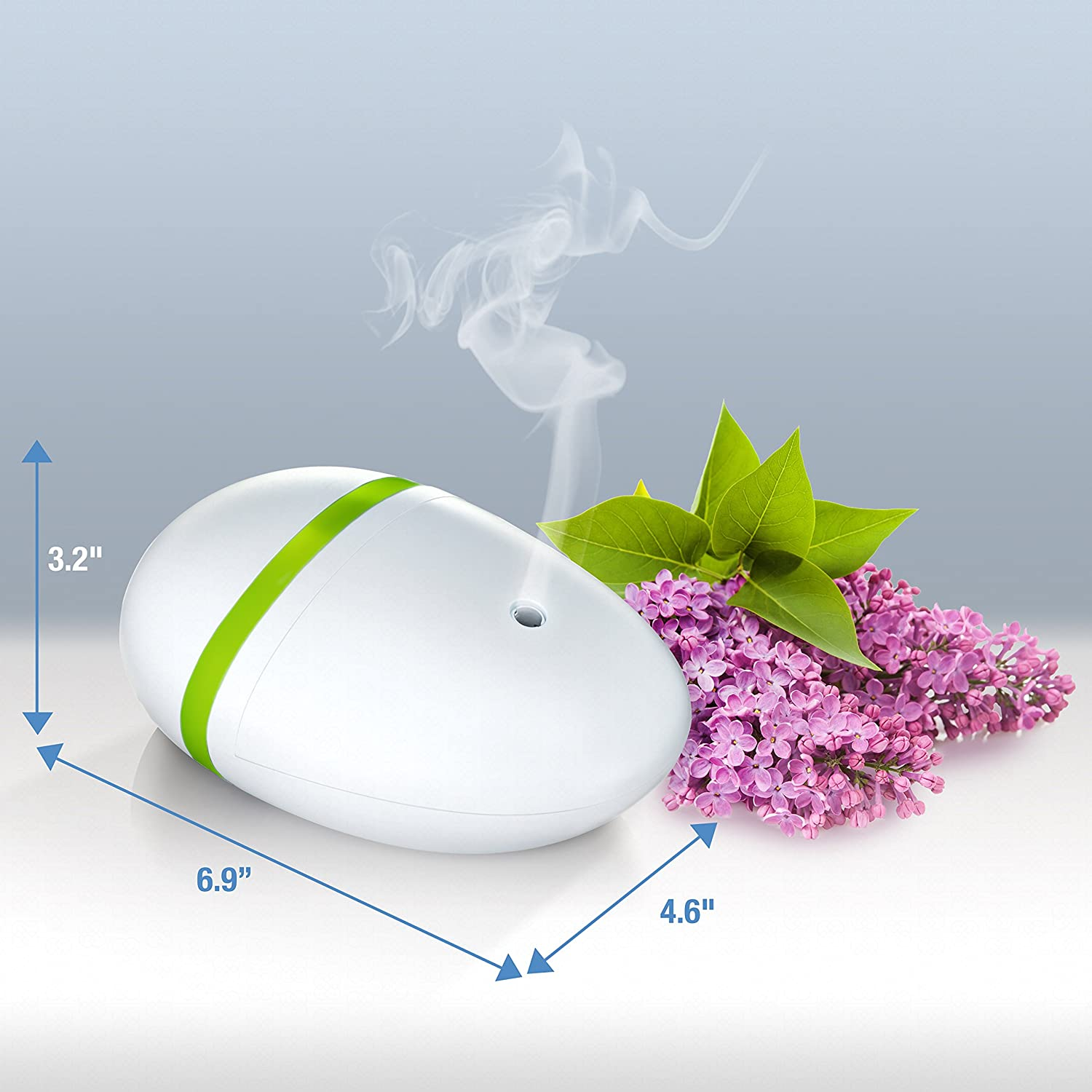 Essential Oil Diffuser Riverock