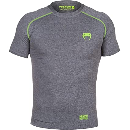 Amazon.com   Venum Contender 2 Short Sleeve Compression Shirt ... cbde027b5