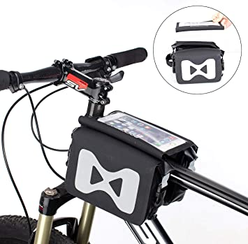 ROCKBROS Bolsa Cuadro para Bicicleta Tubo Superior Impermeable de ...