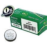 1 x Sony 370 SR920W 1.55V Watch Battery
