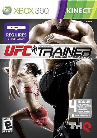 THQ UFC Personal Trainer, Xbox 360, ESP Xbox 360 Español vídeo - Juego (Xbox 360, ESP, Xbox 360, Deportes, SO (Sólo Adultos)): Amazon.es: Videojuegos